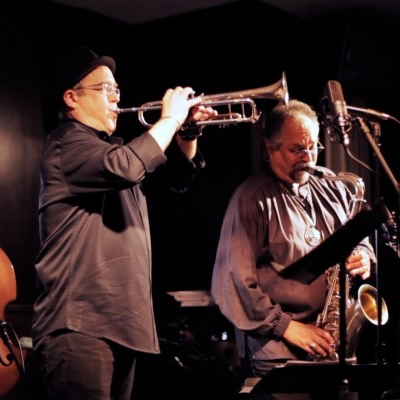 Live-Review-Sound-Prints-mutual-trust-between-Joe-Lovano-and-Dave-Douglas-is-palpable